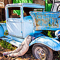 Trouble On Route 66 by Diane Wood