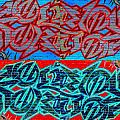 Trouble Tapestry 1 by Randall Weidner
