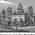 Troy Female Seminary, 1841 by Granger