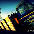 Truck On Route 66 by Susanne Van Hulst