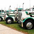 Trucks by Wayne Stabnaw