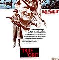 True Grit, Kim Darby, John Wayne, Glen by Everett