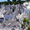 Truly Whimsical Trulli by Carla Parris