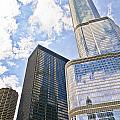 Trump Tower Grabs The Sky by Betty Eich