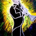 Trumpet Fever by Diane Stockard