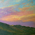 Truro Sunset  by Phyllis Tarlow