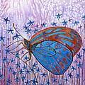 Trust Butterfly by Charlotte Garrett