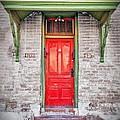 Tucson Red Door by Matt Suess