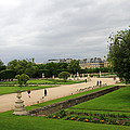 Tuileries Gardens 4 by Andrew Fare
