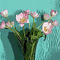 Tulips by Joanne Riske