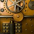 Tumbler Bank Vault Door by Adam Crowley