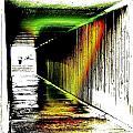 Tunnel Of Colour by Blair Stuart