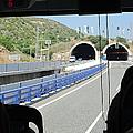 Tunnel Towards Costa Del Sol II Spain by John Shiron