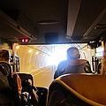 Tunnel Towards Costa Del Sol Spain by John Shiron