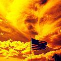 Turbulant America by Charles Benavidez