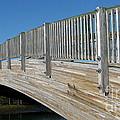 Turkey Point Bridge by Nancy Patterson