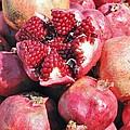 Turkish Pomegrants by Ian  MacDonald