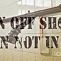Turn Off Shower ... by Gwyn Newcombe