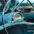 Turquoise Belair by Dennis Hedberg