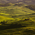 Tuscan Hills by Andrew Soundarajan