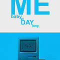 Tweet Me Baby All Night Long by Naxart Studio