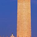 Twilight Over Washington Dc by Brian Jannsen