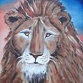 Twilight's Lion by Thomas DOrsi