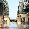 Twin Bridges by Elizabeth Winter