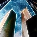 Twin Towers by Paul Ward