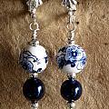 Two Blue by Jeannette Scranton