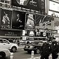 Two Cops On Broadway by RicardMN Photography