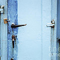 Two Handles And A Padlock by Agnieszka Kubica