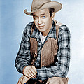 Two Rode Together,  James Stewart, 1961 by Everett