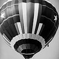 Two Star Balloon by Kim Henderson