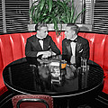 Two Tuxedos by Andrew Fare