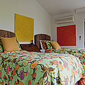 Two Twin Beds by Inti St. Clair