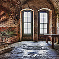 Two Windows by Garry Gay