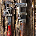 Two Wrenches by Garry Gay