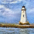 Tybee Island Lighthouse by Lynne Jenkins