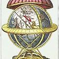 Tycho's Great Brass Globe by Detlev Van Ravenswaay