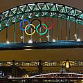 Tyne Bridge At Night II by David Pringle
