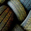 Tyres by Caroline Peacock