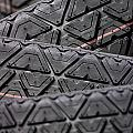 Tyres Stacked With Focus Depth by Simon Bratt Photography LRPS