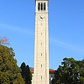 Uc Berkeley . Sather Tower . The Campanile . 7d10050 by Wingsdomain Art and Photography