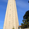 Uc Berkeley . Sather Tower . The Campanile . Clock Tower . 7d10086 by Wingsdomain Art and Photography