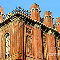 Uc Berkeley . South Hall . Oldest Building At Uc Berkeley . Built 1873 . 7d10114 by Wingsdomain Art and Photography
