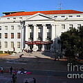 Uc Berkeley . Sproul Hall . Sproul Plaza . Occupy Uc Berkeley . 7d10004 by Wingsdomain Art and Photography