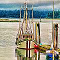 Ucluelet Harbour Hdr by Randy Harris