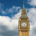 Uk, England, London, Big Ben by Tetra Images