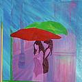 Umbrella Girls by First Star Art